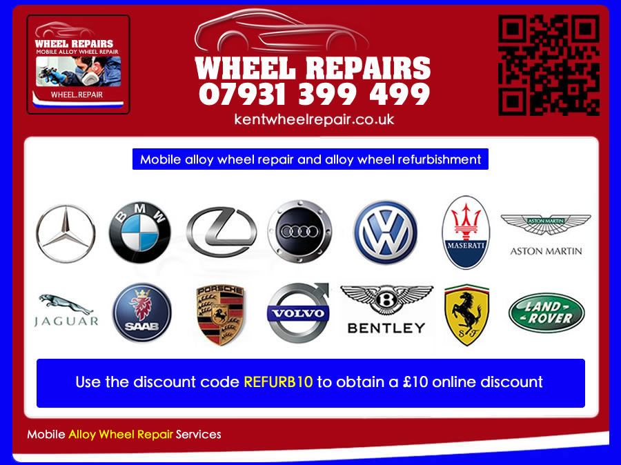 alloy wheel repair cost